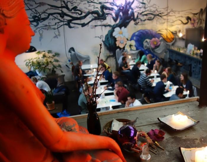 Speeddaten Utrecht bij restaurant LE;EN